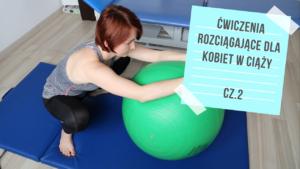 ćwiczenia rozciągające dla kobiet w ciąży