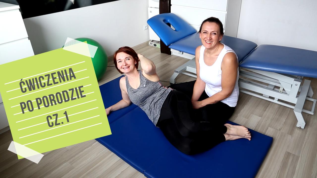 Ćwiczenia dla kobiet po porodzie